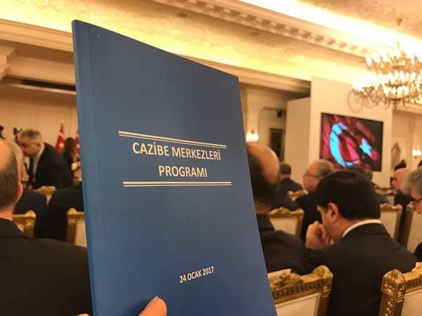 Kalkınma Bakanı Lütfi Elvan AA'nın Editör Masasına konuk oldu. Bakan Elvan ''Cazibe Merkezi Programı ile 112 bin kişiye istihdam alanı açacaklarını ifade etti.