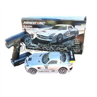 OFERTÓN en la Réplica oficial del Ninco Mercedes Benz Sls Amg Gt3 Rtr Electrico - 2,4 Ghz 1/16 4x4 y Rtr. Variador, motor, servo y receptor de 2,4Ghz