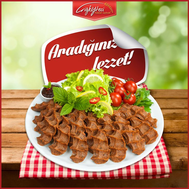 Aradığınız gerçek çiğköfte lezzeti sadece #çiğköftecihasanaybak şubelerinde! #çiğköfte #lezzet