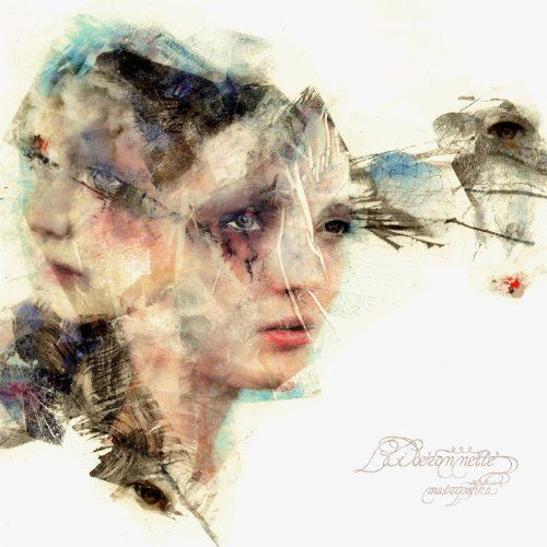 2012.12.12 matryoshka - Laideronnette [Virgin Babylon VBR-12] artwork by Aya Sacuraco (彩櫻恋 aka 吉本彩子 Ayako Yoshimoto) #albumcover