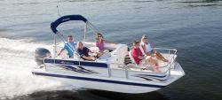 New 2013 - Hurricane Deck Boats - FD 196F OB