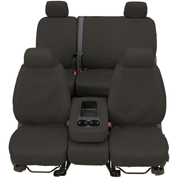 SeatSaver Custom Waterproof Polyester Seat Covers Arent Just Theyre PROTECTORS Made To Fit Your Exact Vehicle They Slip On