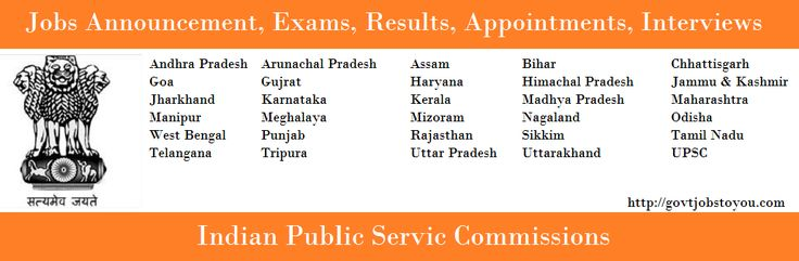 Indian Public Service Commissions  In India there is total 30 Public Service Commissions. 1 is Union Public Service Commission (UPSC) and 29 is State Public Service Commissions. Public Service Commission in India or PSCs In India is established by Articles 315 to 323 in Part XIV [1] of the Constitution of India.