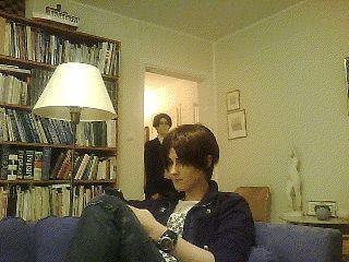 Cosplay Levi & Eren