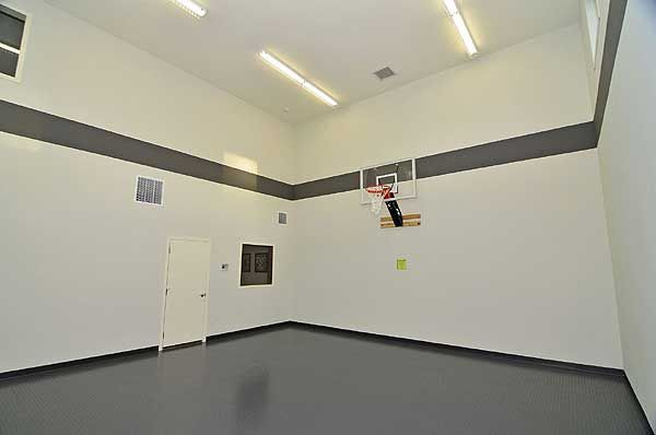 Plan 73323hs the wow factor for Indoor basketball court plans