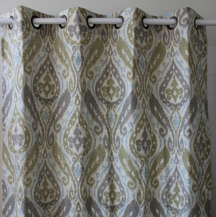 """новый оптовый красочный стиль Пейсли окна белье готовые шторы готовые двери спальни гостиной декор дома 51 """"* 98"""""""