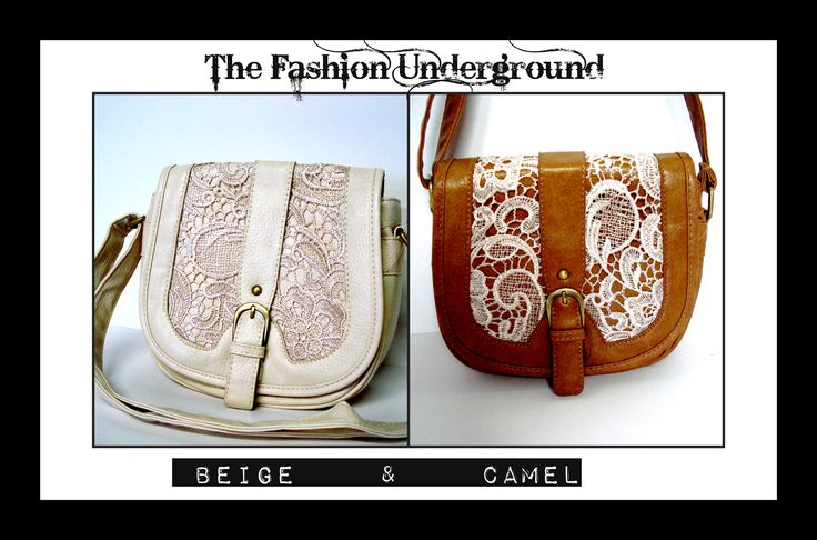 #Slingbags have evolved and are top of the list when it comes to style, Gone are the days of plain and boring patterns, adds some lace and you get Va Va voom