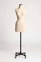 Linen Dress Form  #UrbanOutfitters