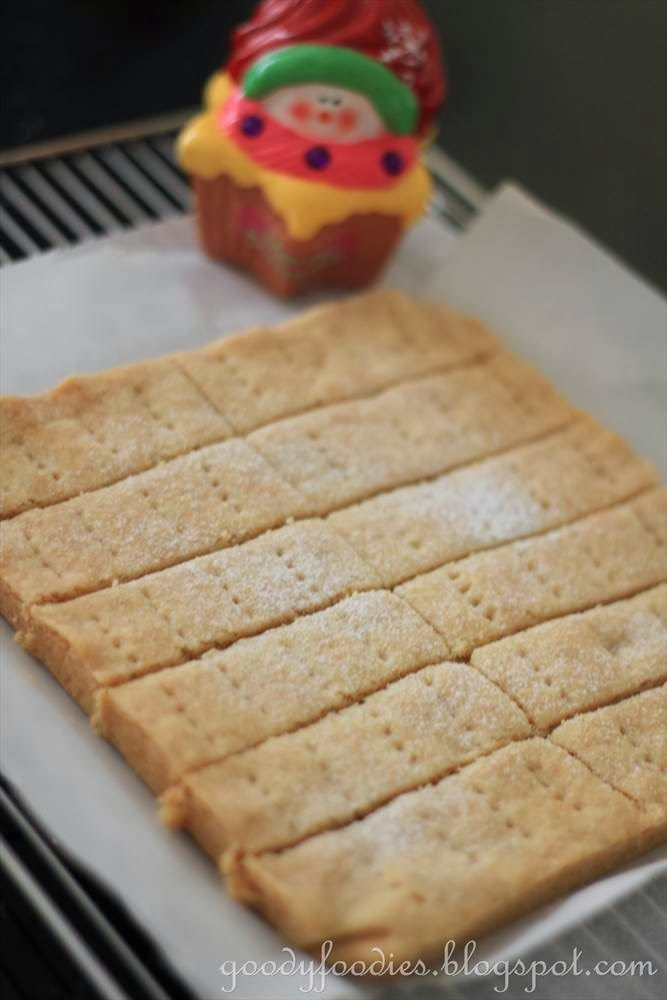 Scottish shortbread is one of the most famous Scottish biscuits and is traditionally eaten around Christmas time as well as Hogmanay, the S...