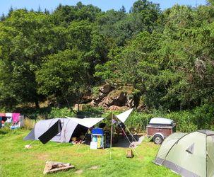 Camping Milin Kerhe (Pabu,Guingamp,Brittany)
