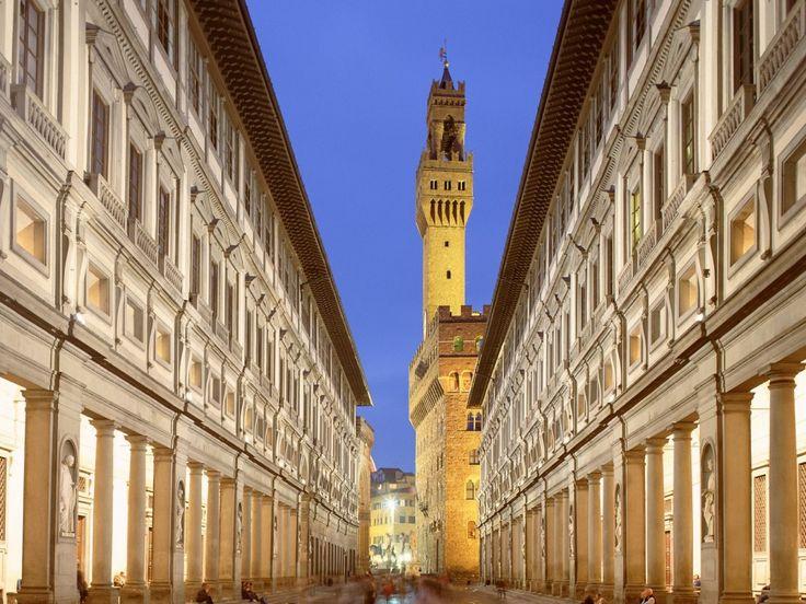 屋根のない博物館フィレンツェ歴史地区を歩いた感想と写真   世界一周人