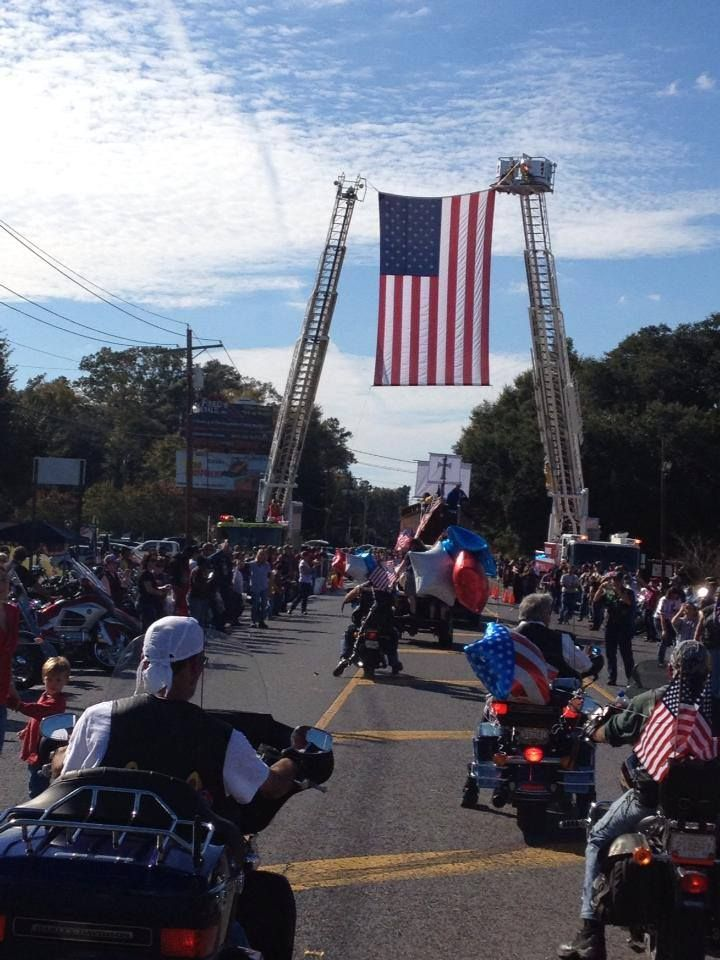 Bikes 08690 Louisiana Veterans Day God