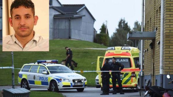 Les terroristes du Mossad frappent en Suède