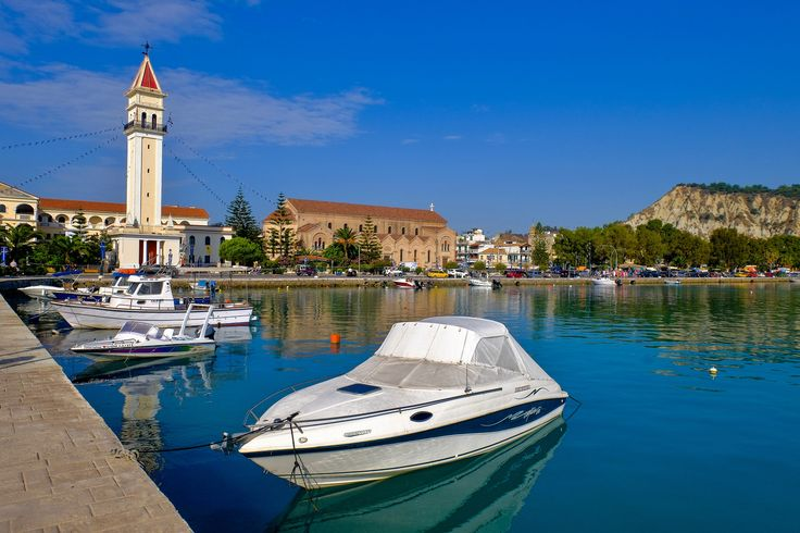 The beautiful city of #Zante! Photo credits: Grigorios Kokorakis