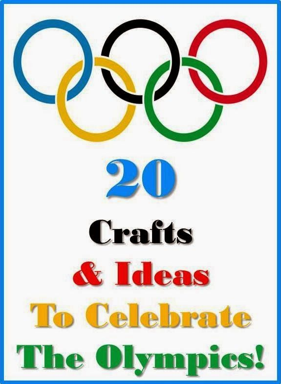 Some of the Best Things in Life are Mistakes: Activities to Celebrate the Winter Olympics with your Kids