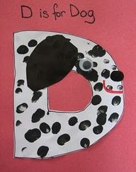 Image detail for -Preschool: Letter D