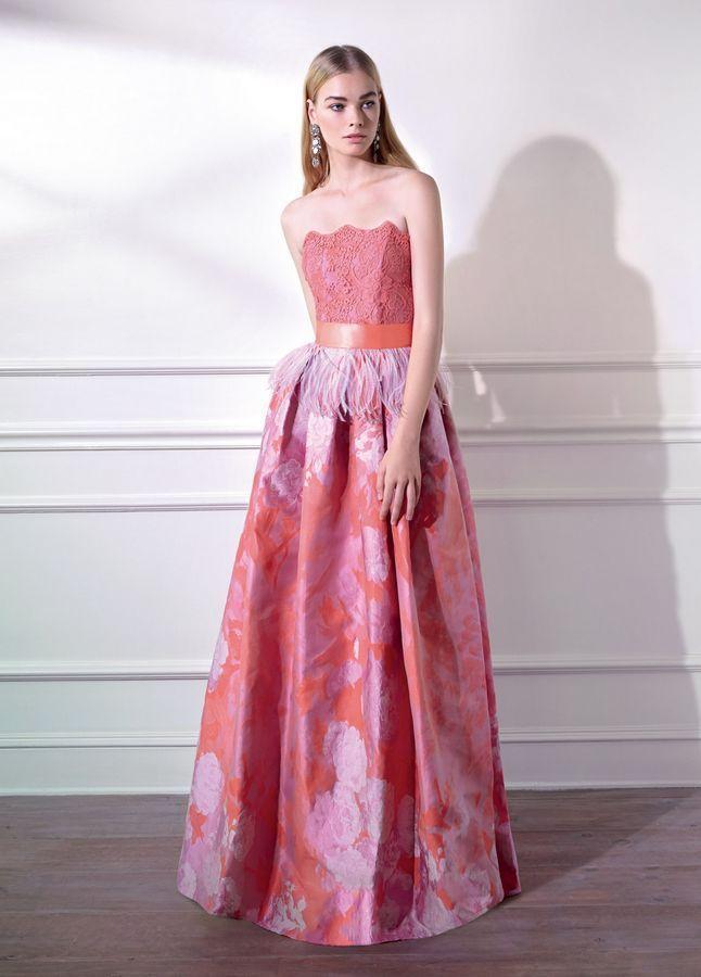 Mejores 12 imágenes de Matilde Cano en Pinterest | Vestidos de ...