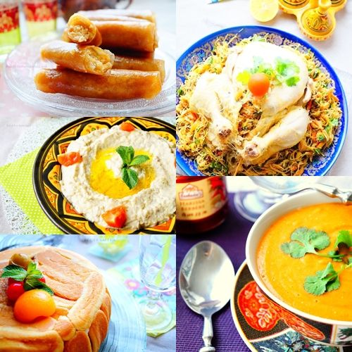 199 Best Recettes Ramadan 2018 Ramadan Recipes Images On