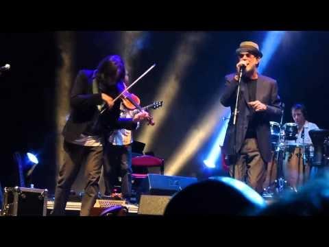April 13: I MATTI- Francesco De Gregori e LOrage live al Palais Saint Saint-Vincent 02/02/2013
