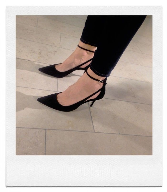 The FITTING ROOM - Suede Alexander Wang - Style by Kling - Elin Kling | @andwhatelse