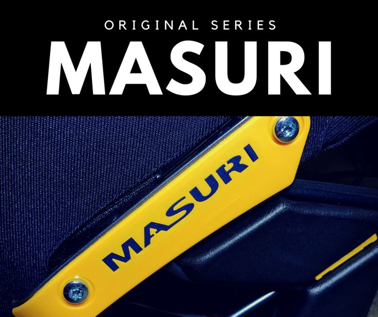 The Masuri Original Series are now in stock. Top class protection, lightweight and available for juniors too. vks.com/