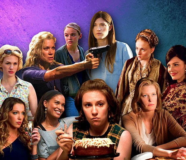 It's hard to be a woman on television without the internet saying horrible and disgusting things about you. From Skyler White to Dana Brody to Hannah Horvath, let's look at how these female...