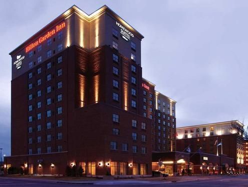 Oklahoma City (OK) Homewood Oklahoma City - Bricktown Hotel United States, North America Stop at Homewood Oklahoma City - Bricktown Hotel to discover the wonders of Oklahoma City (OK). The hotel offers guests a range of services and amenities designed to provide comfort and convenience. Service-minded staff will welcome and guide you at the Homewood Oklahoma City - Bricktown Hotel. Each guestroom is elegantly furnished and equipped with handy amenities. The hotel offers variou...