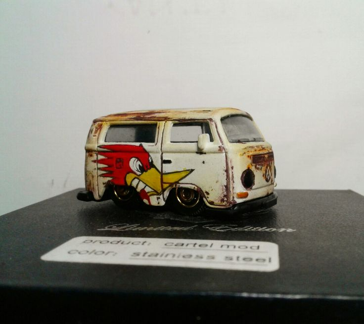 T2 Matchbox . Clayv smith cams