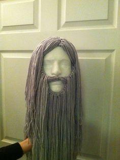 Gandalf beard