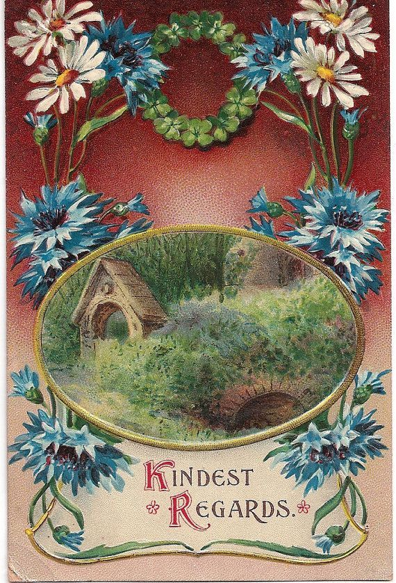 18 Best Antique Postcards Images On Pinterest Post Cards