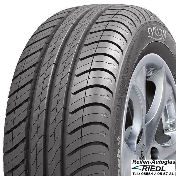 4x Sommer-Reifen 205/55 R16 91V SYRON BLUE TECH *NEU*