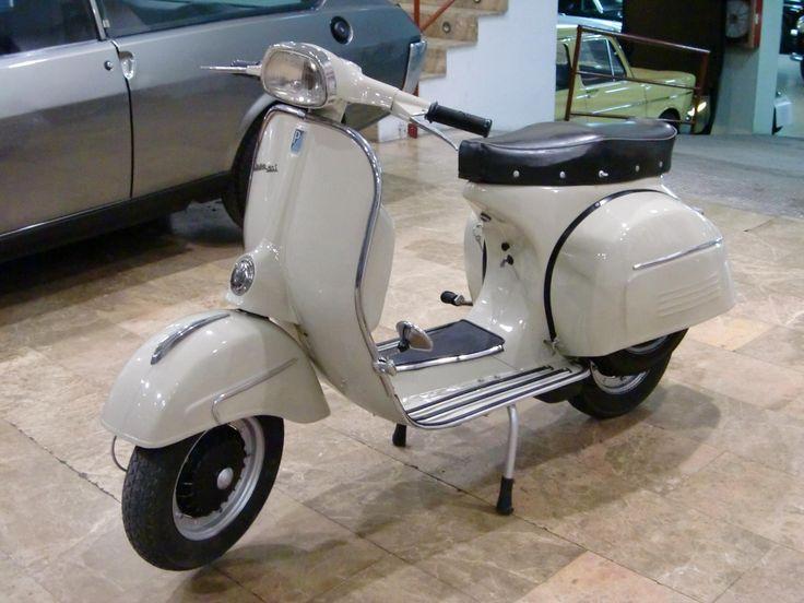 Antequera Classic - VESPA 150 S - 1966