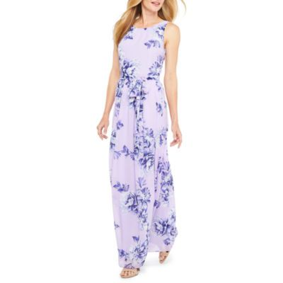 fd1d8e200d7d Buy Jessica Howard Sleeveless Floral Maxi Dress at JCPenney.com today and  Get Your Penney's Worth. Free shipping available