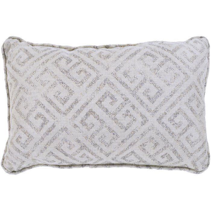 Laurel Foundry Modern Farmhouse™ Regina Indoor/Outdoor Lumbar Pillow & Reviews | Wayfair