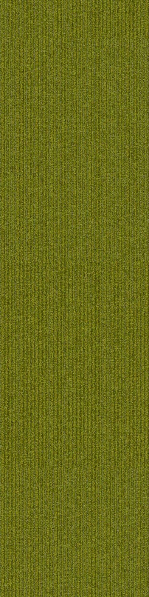 Interface carpet tile: On Line Color name: Lime Variant 3