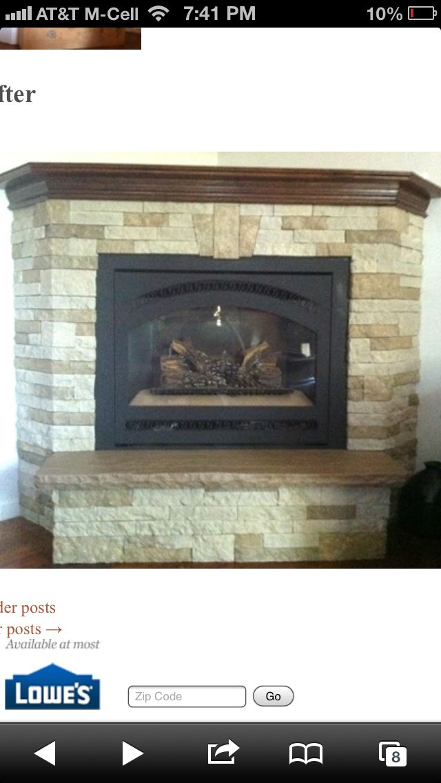 Fireplace Design air stone fireplace : 47 best images about fireplace on Pinterest