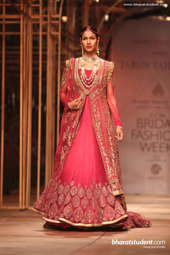 Anarkali by Tarun Tahiliani at India Bridal Fashion Week '13