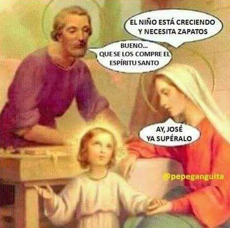 ¿Alguien quiere pensar en el niño? | 17 Memes de Cristo que debes evitar si no quieres ir al Infierno