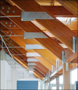 1000 images about favorite architecture and interiors on pinterest museums timber frame - Maison davis miller hull partnership ...