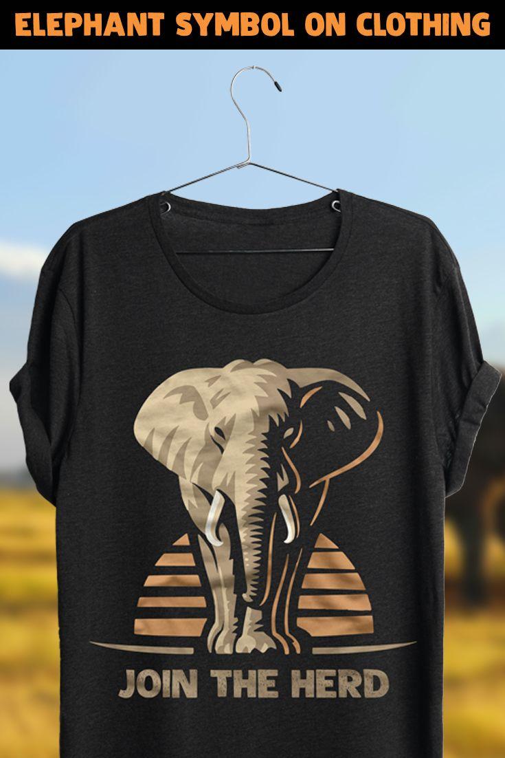 49e2da174 elephant symbol on clothing