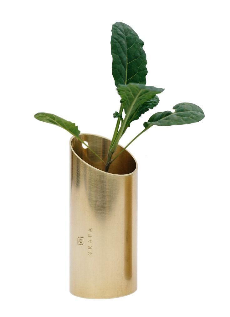 Grafa. Copper seedling planter. Available in Sunday Showbag.