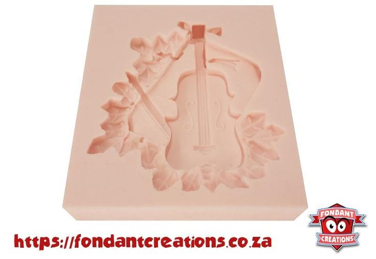 Classical Violin with Sheet Music Mould