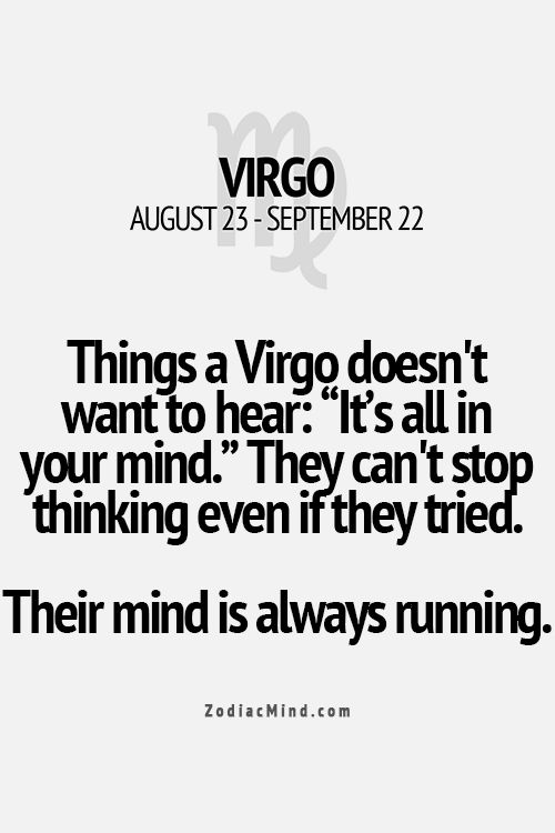 I am always thinking of something. if I'm not thinking of anything, it's a bad day.