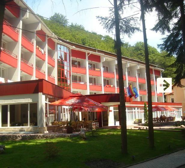 Hotel Parc in Moneasa Resort