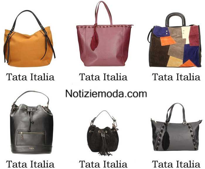Borse Tata Italia autunno inverno 2016 2017 donna