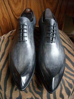 Paulus Bolten Shoe Boudoir Souliers & cuirs patinés: the NEXT Paulus Bolten generation... 2013