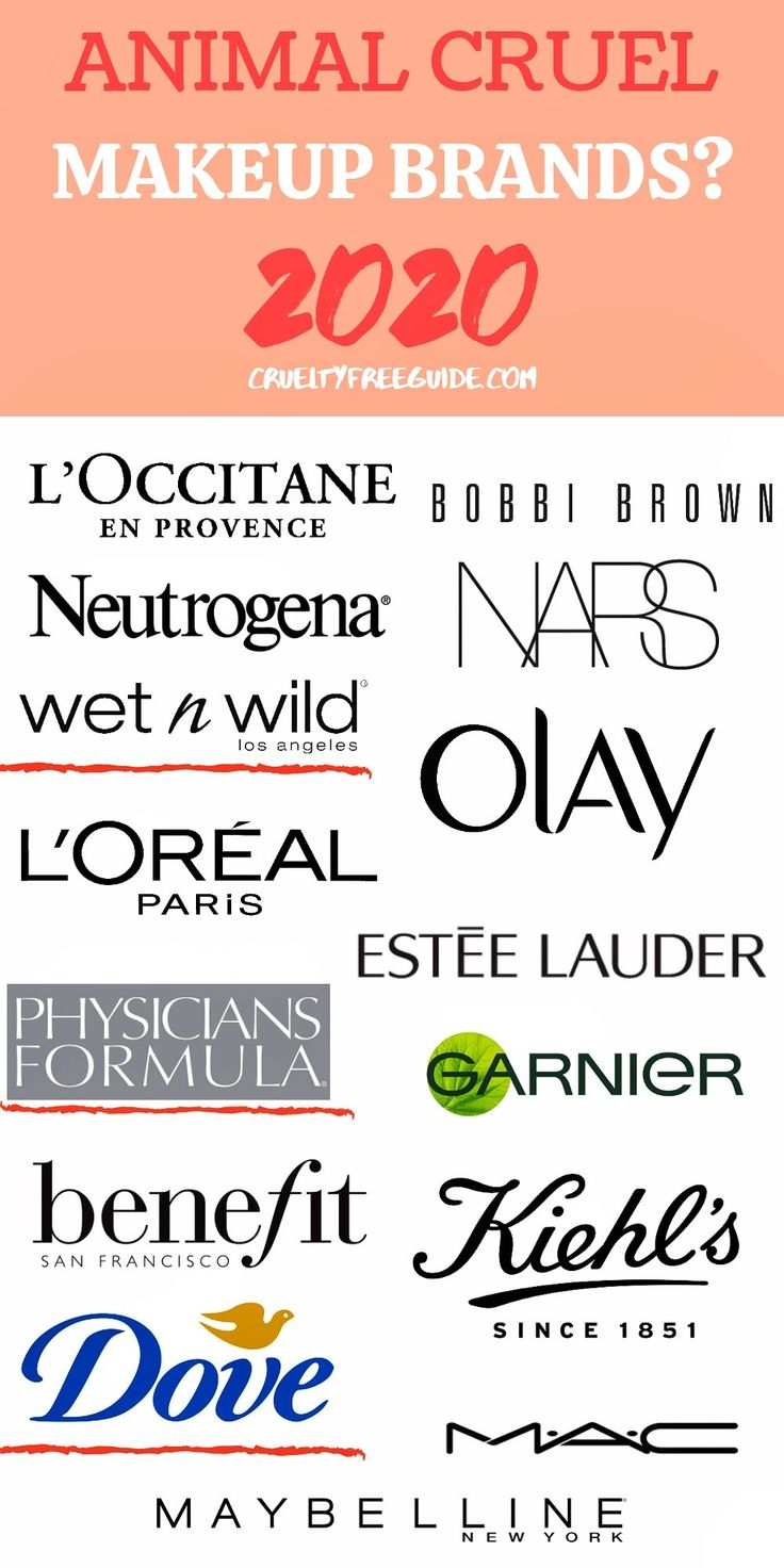 Cruelty Free Brands At Ulta 2016 Guide With Images Cruelty Free Makeup Cruelty Free Brands Makeup