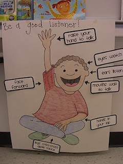 What does it mean to be a good listener? --Good Listener poster