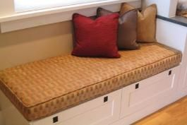 Custom Cushions, Window Seat Cushions, Bench Cushions, Cushions