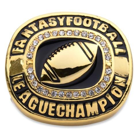 Trophies - Fantasy Football Championship Ring - V1